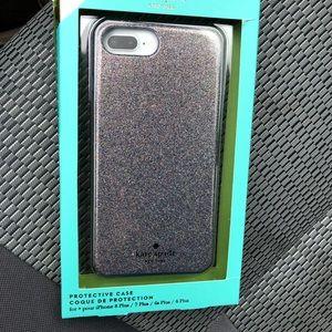 Kate Spade ♠️ Glitter IPhone 6/7/8 Plus Case